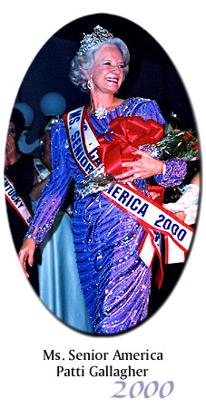 Ms. Senior America 2000, Patti Gallagher
