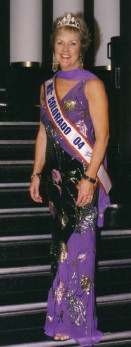 Michelle Rahn, Ms. Senior America 2004
