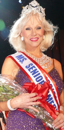 Ms. Senior America 2006, Suzanne Shelley
