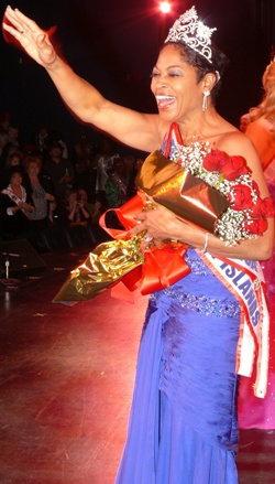 Ms. Senior America 2010, Dr. Kimberly Moore