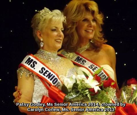 Click for More Information - Ms. Senior America