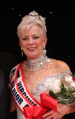 Ms. Senior America 2014, Patsy Hockaday