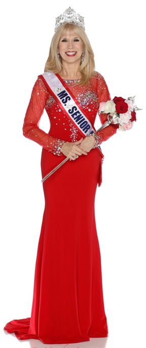 Peggy Lee Brennan-Haberer, Ms. Senior America 2016