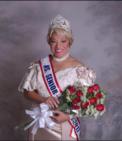 Ms. Senior America 2017, Carolyn Slade Harden
