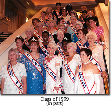 Ms. Senior America Pageant - Class of 1999 (in part)