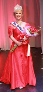 Ms. Senior America 2012, Elisabeth Howard