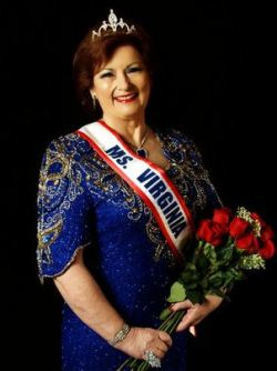 Ms. Virginia, Debbi Miller